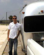tony hunt + airstream